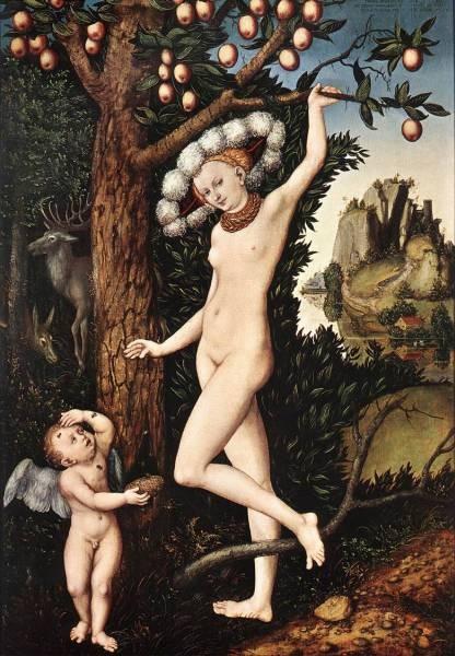 The elder cupid complaining to venus
